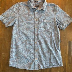 5/$25 American Eagle XLT Hawaiian buttondown shirt